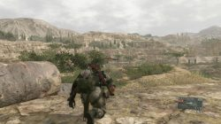 Metal Gear Solid TPP Cloaked in Silence Quiet Mission 11