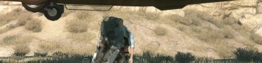 Metal Gear Solid TPP Hellbound Sahelanthropus