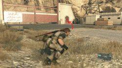 Metal Gear Solid TPP Hellbound Dr. Emmerich