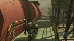 Metal Gear Solid TPP Pitch Dark Mission 15