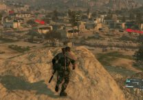 Metal Gear Solid TPP Red Brass Mission 7
