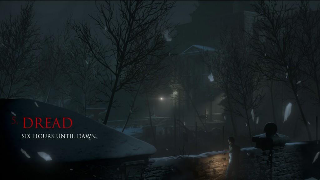 Until Dawn Episode 5