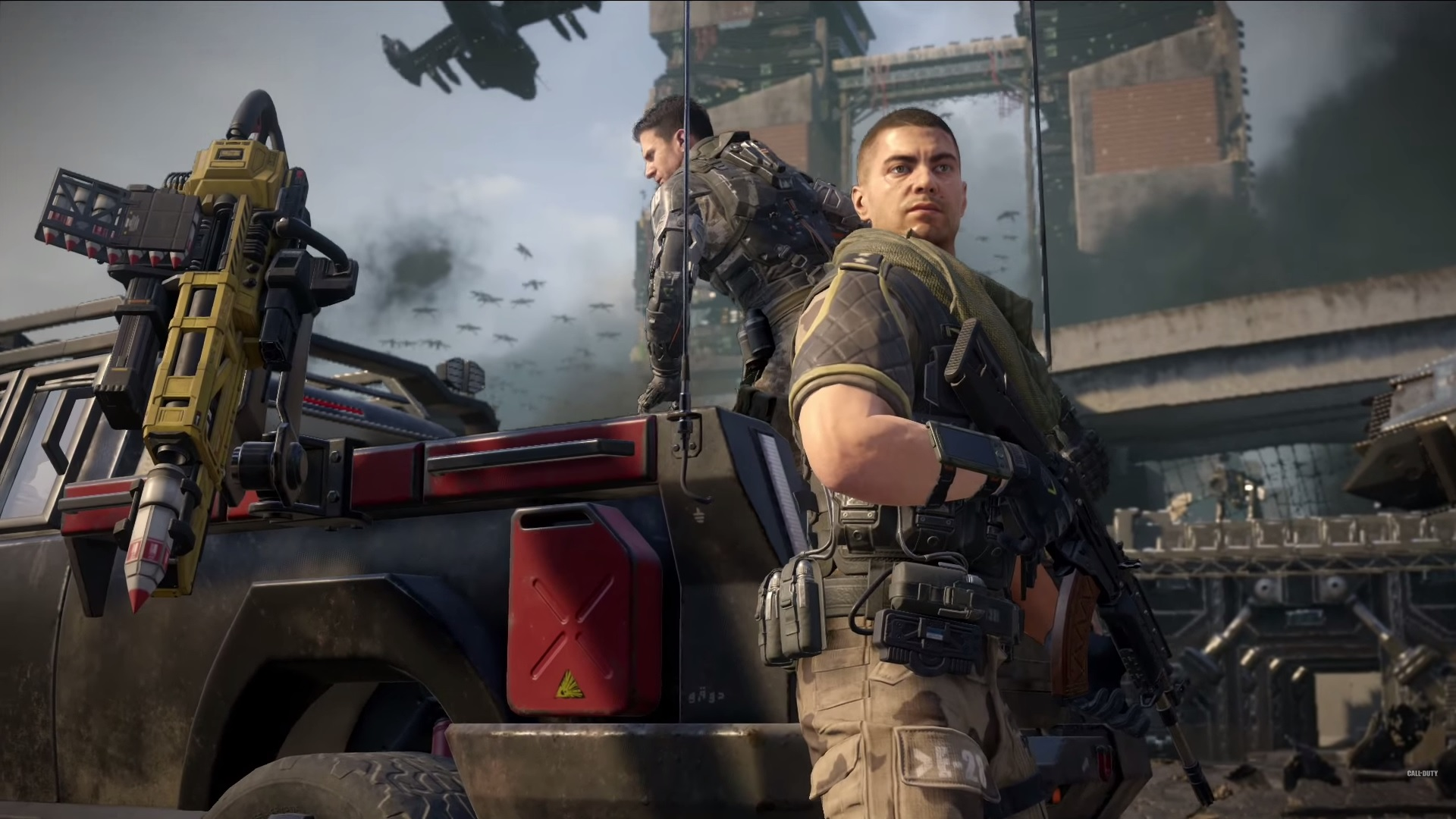 Call Of Duty Black Ops Beta Access on Call Of Duty Xbox One