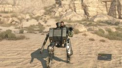 d-walker buddy mgsv the phantom pain