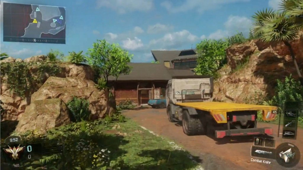 Beta Maps | Call of Duty: Black Ops 3 Call Of Duty Black Ops Maps on