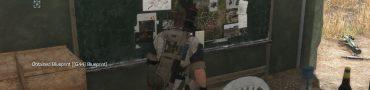 mgs5 g44 weapon blueprint