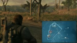 mgs5 nubian goat extraction location