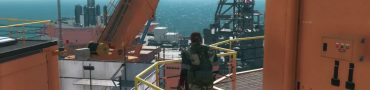 mgs5 phantom pain mother base video