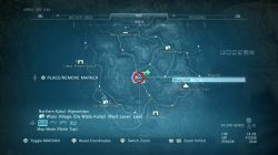mgs5 phantom pain riot smg blueprint location