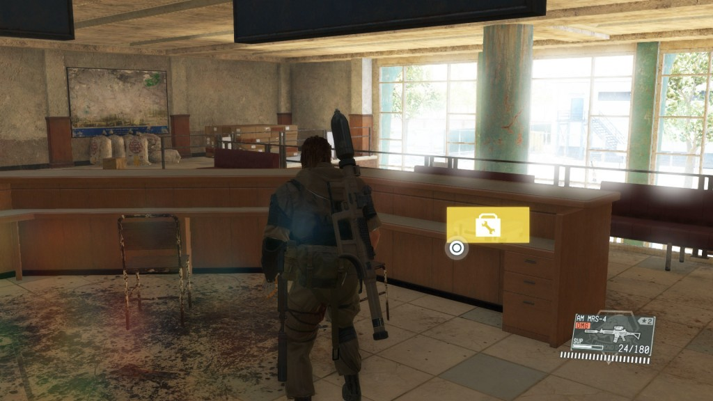 mgs5 phantom pain un aam blueprint location