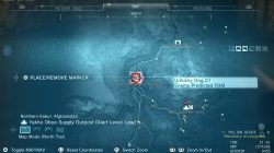 mgs5 phantom pain un-arc blueprint location