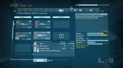 mgsv phantom pain weapons fb mr r-launcher
