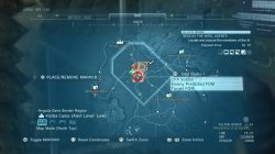mgsv stun grenade blueprint location