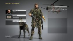 mgsv woodland uniform snake