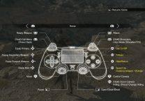 mgsv controls