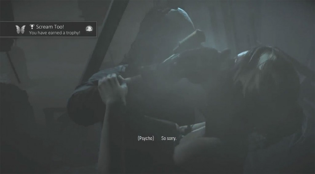 scream too until dawn trophy