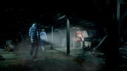 until dawn 1952 clue 1 danger map
