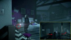 until dawn clue mystery man 8 postcard bedroom