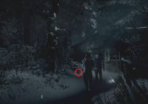until dawn red danger totem locations