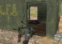 Metal Gear Solid 5 TPP Hunting Down Prisoner