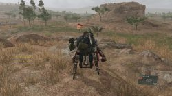 Metal Gear Solid 5 TPP Hunting Down Trafficker
