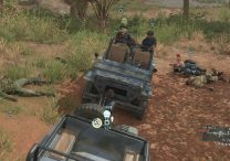 MGS The Phantom Pain On the Trail Mission 19 The Major Extraction