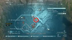 MGS The Phantom Pain On the Trail Mission 19 The Major Location