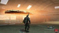 Metal Gear Solid 5 Extracted the Materials Container Mission 21