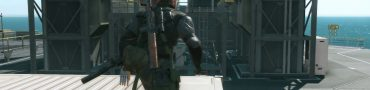 MGS 5 The Phantom Pain Retake the Platform Mission Walkthrough