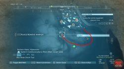 c2w rough diamonds location map