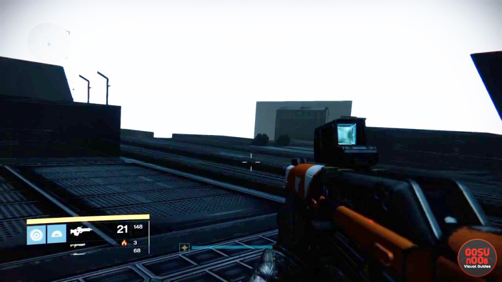 destiny taken king dreadnaught map glitch