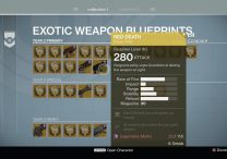 destiny taken king exotic blueprints