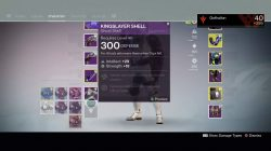 destiny the taken king king's fall raid loot