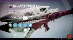 destiny ttk elulims frenzy king's fall