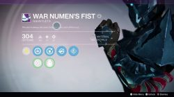 king's fall raid war numen armor
