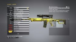 metal gear solid 5 weapon customization