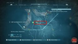 mgs5 extracted six prisoners backup back down