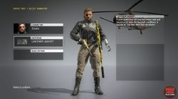 mgs5 leather jacket uniform