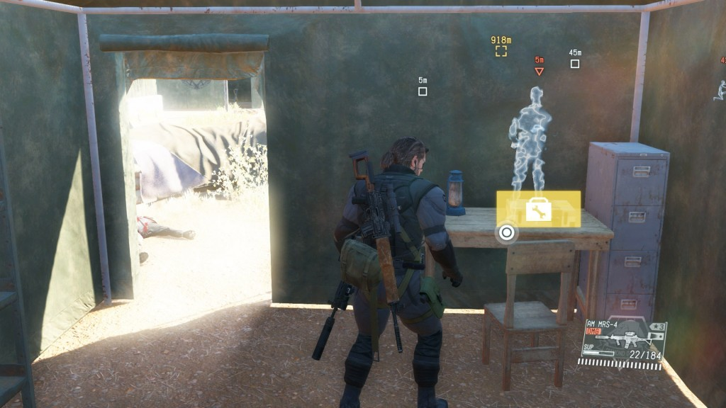 mgs5 where to find uragan-5 blueprint