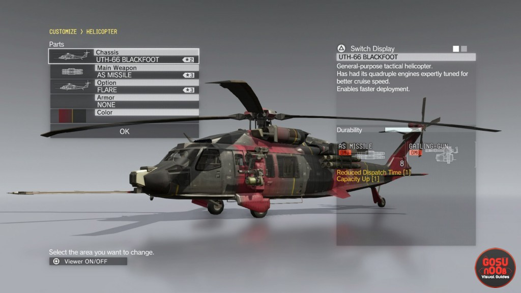 mgsv helicopter upgrade guide