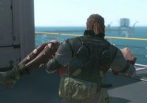 mgsv how to get quiet back after mission 43