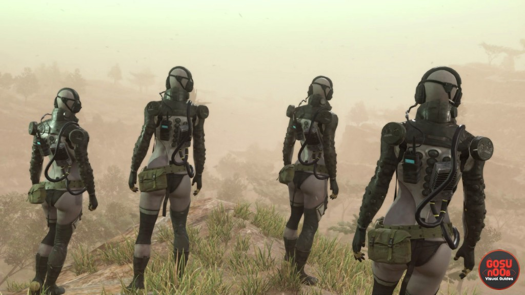 mgsv mission 28 extract skulls