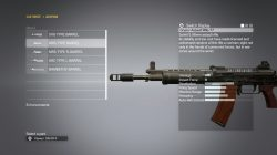 mgsv phantom pain weapon color change