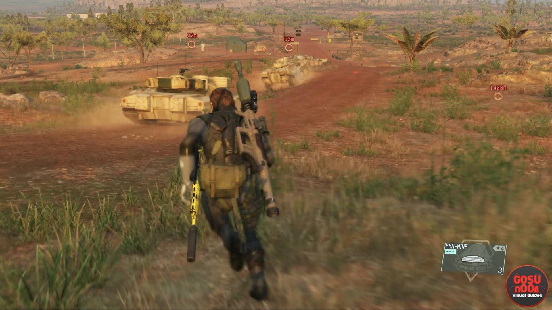 Proxy War Without End Walkthrough | MGSV Phantom Pain
