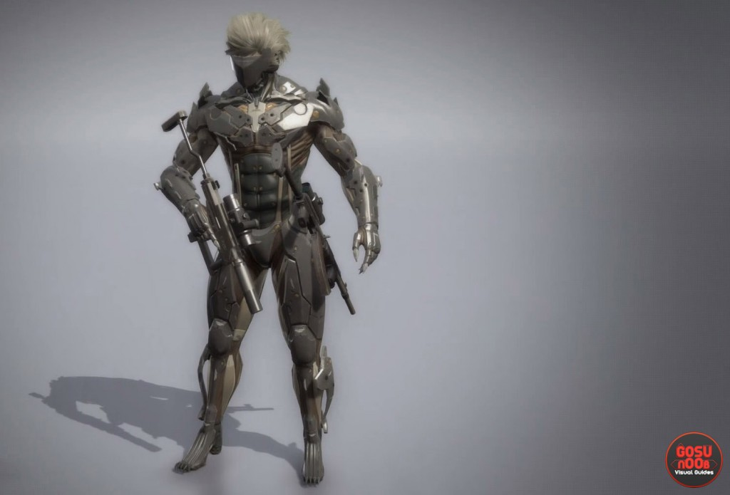 mgsv raiden uniform
