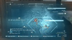 mgsv uragan-5 blueprint location