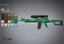 mgsv weapon color