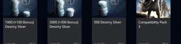 Destiny Silver prices