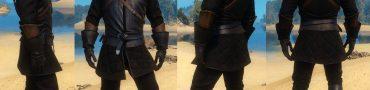 Witcher 3 New Moon Armor Set Look
