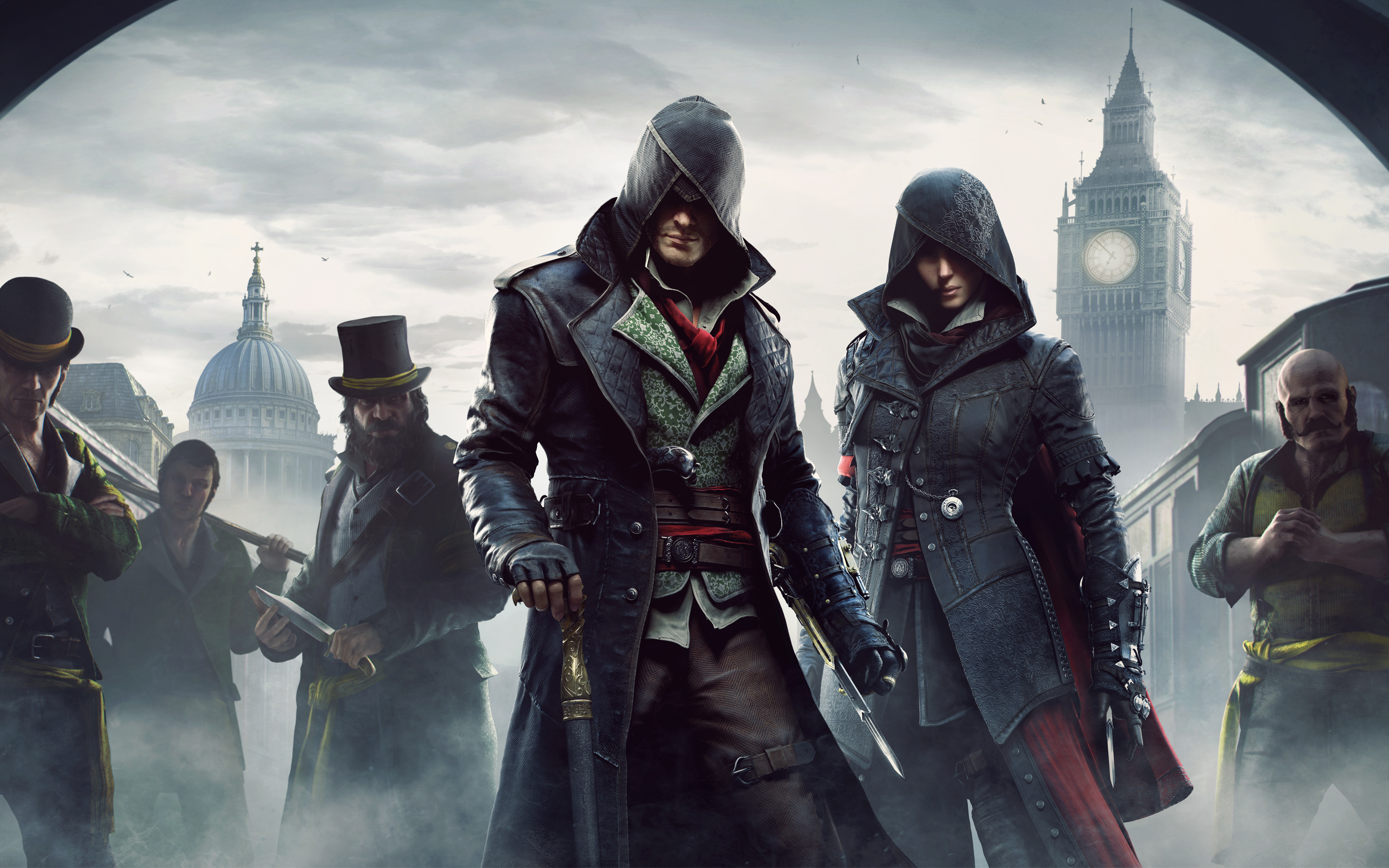 Free AC: Syndicate Outfits